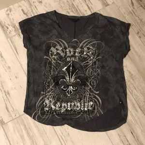 Rock and Republic Shirt.
